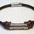 Euro Italian Leather Ankle Bracelet, Item #486