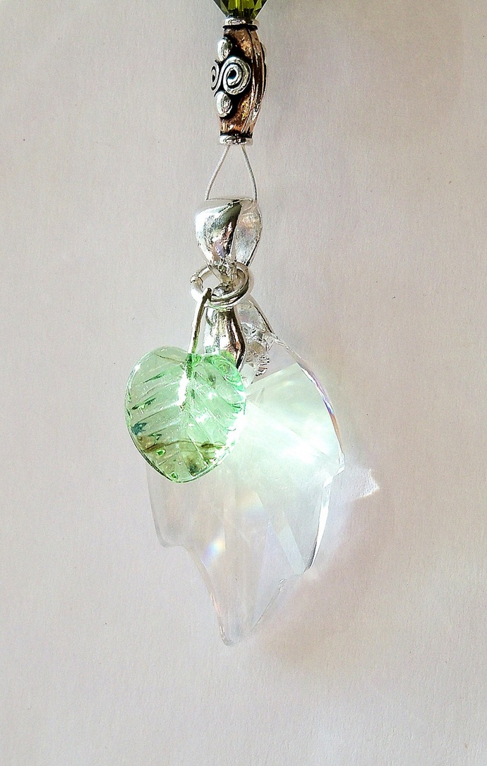Autumn Sparkle Sun Catcher