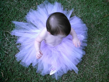 Dream Angel - Ballerina Length Fluff N Stuff tutu