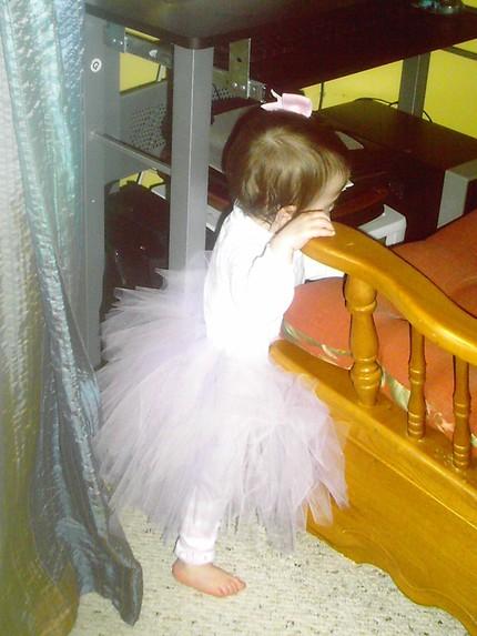 MIschief - Ballerina length Fluff N Stuff Tutu
