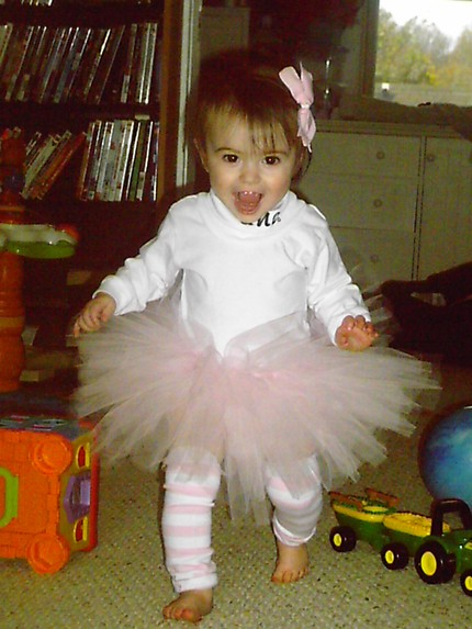 Tutu Cute - Light pink ORIGINAL Fluff N Stuff tutu