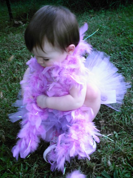 Purple Diva - Lavender ORIGINAL Fluff N Stuff tutu