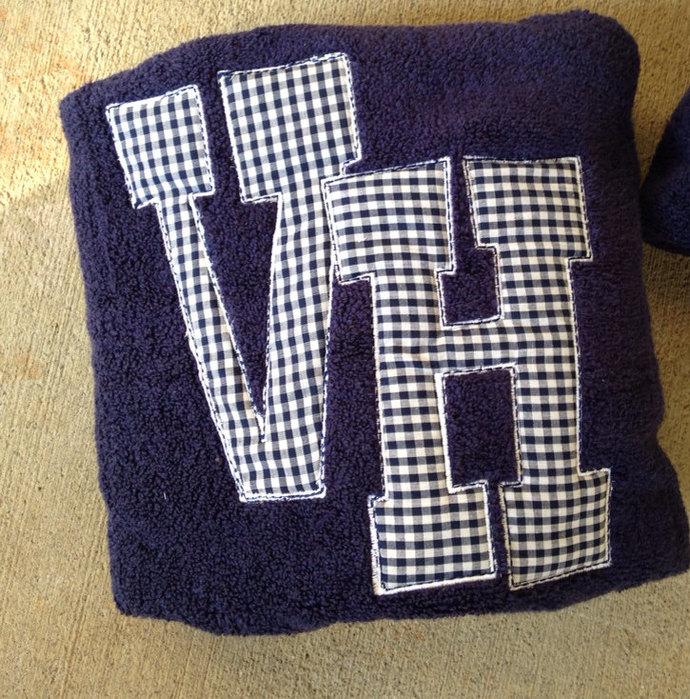Monogram Towel