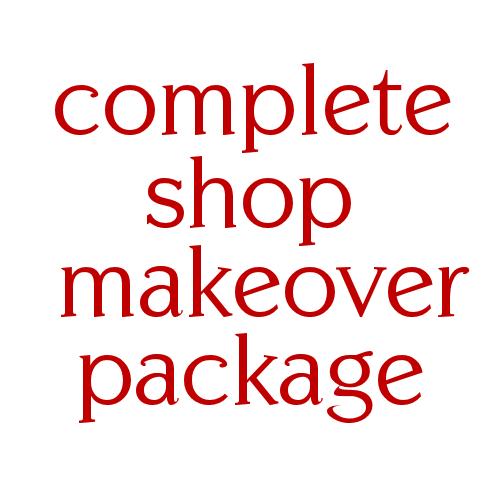 Zibbet Shop Complete Makeover - Basic Version