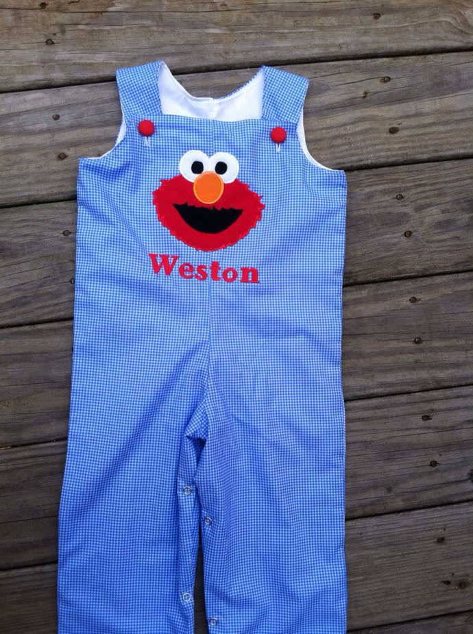 Elmo, Sesame Street LONGALL