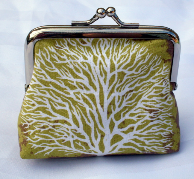 My Favourite Tree coin purse