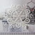 "2 pc Venice Applique Snowflake 1.5"" - White"