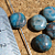 Blue Crazy Lace Agate Beads(10-1290)