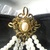Gold Knot and Pearls Bodice Jewelry