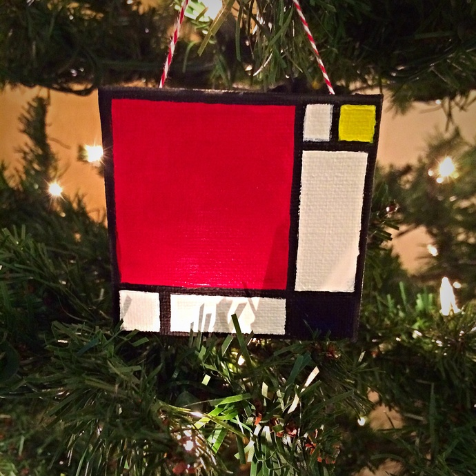 For Piet Sake-tree ornament