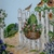 Garden Gate Painting, fine art, realism, original, cottage chic, home decor,