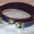 Violet Arizona Leather Wrap Bracelet, Item #1410
