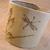 Wood burned leather cuff dragonfly bracelet