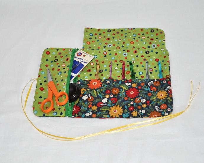 Crochet Supply Organizer