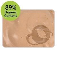 Organic Liquid Foundation Medium with yellow undertone