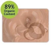 Organic Liquid Foundation Medium w/tan or red undertones