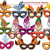 Unique Carnival Printable Masks Collection, masquerade, party, birthday, mask,