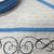 """Chinese Braid Trim Imperio Ribbon Braid Trim -  1/4"""" Blue stl"""