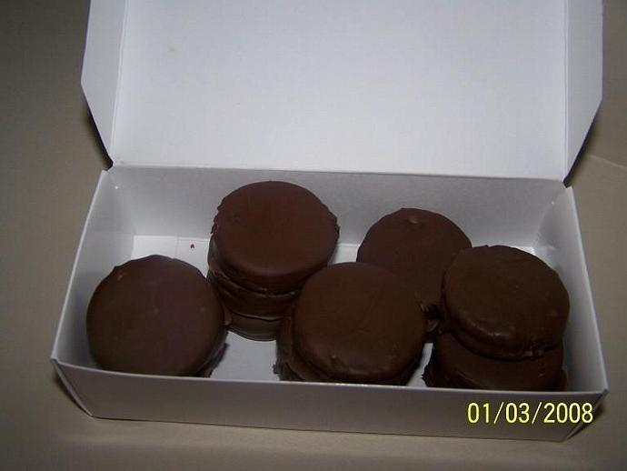 10 Truly Sinful Dipped Decadence Oreos Free S/H Favors
