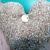Chicken Button on a Prim Heart