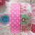 "2pcs Self Adhesive Fabric Washi Tape 5/8"" #2"