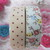 "2pcs Self Adhesive Fabric Washi Tape 5/8"" #4"