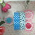 "2pcs Self Adhesive Fabric Washi Tape 5/8"" #7"