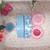 "2pcs Self Adhesive Fabric Washi Tape 5/8"" #18"