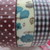 "3 pcs Self Adhesive Fabric Washi Tape 5/8"" #22"