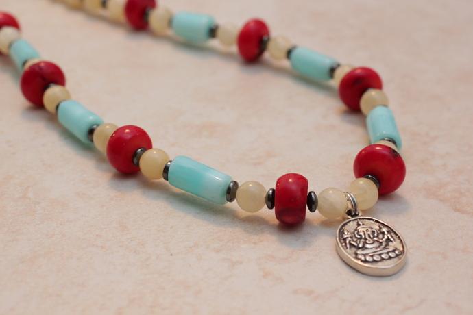 Ganesha necklace