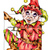 Jester Elf digi stamp