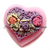 Detailed Flower Heart Silicone mold Soft Silicone Mold Fondant Mat Cake