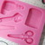 Mold House Tools Father's Day Silicone Soft Silicone Mold Fondant Mat Cake