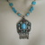 Bohemian Necklace, boho jewelry gypsy jewelry moroccan jewelry bohemian jewelry
