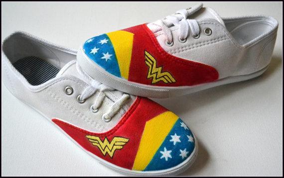 4ec89e31743e Painted Shoes