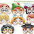 Unique Peter Pan Printable Masks Collection, costumes, Wendy, cartoon masks,