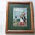 Puffin Needlepoint Framed Picture