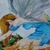 Autumn Fairy Pastel Drawing, fine art, original, fantasy, celtic, wall