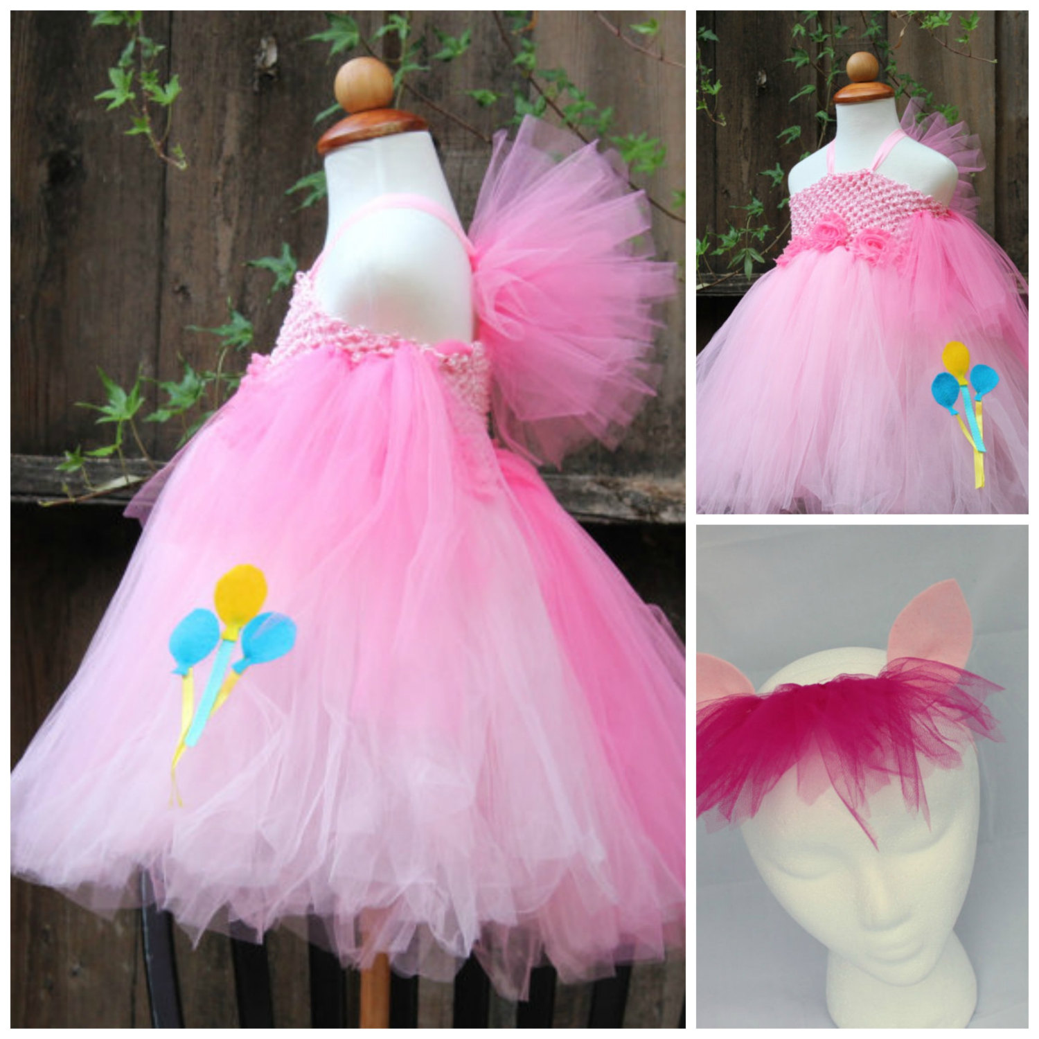my little pony pinkie pie costume pinkie pie by bloomsnbugs on