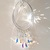 Ice Crystals Chandelier Sun Catcher