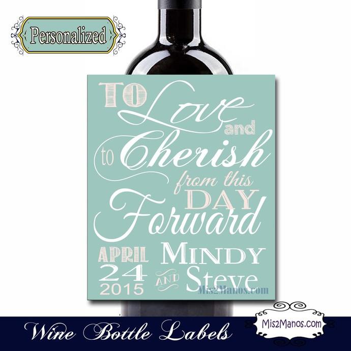 Wedding Wine Labels Wedding, Custom Wine Labels, Wine Wedding favor, Anniversary