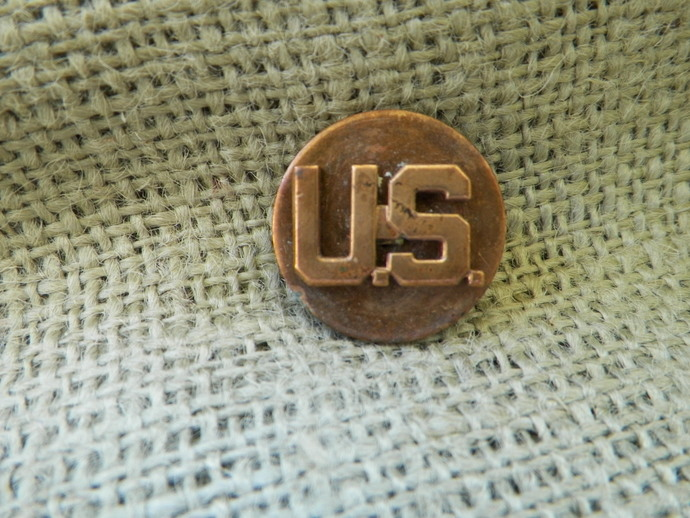 US Military Collar Pin