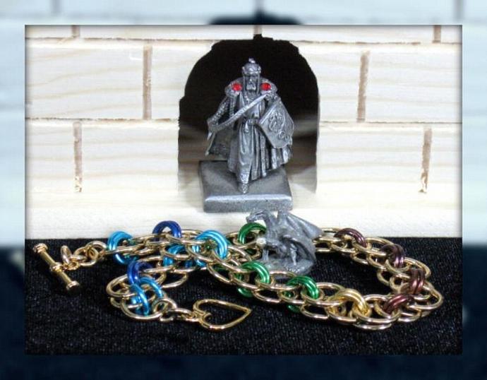 Kellan Chainmaille Bracelet