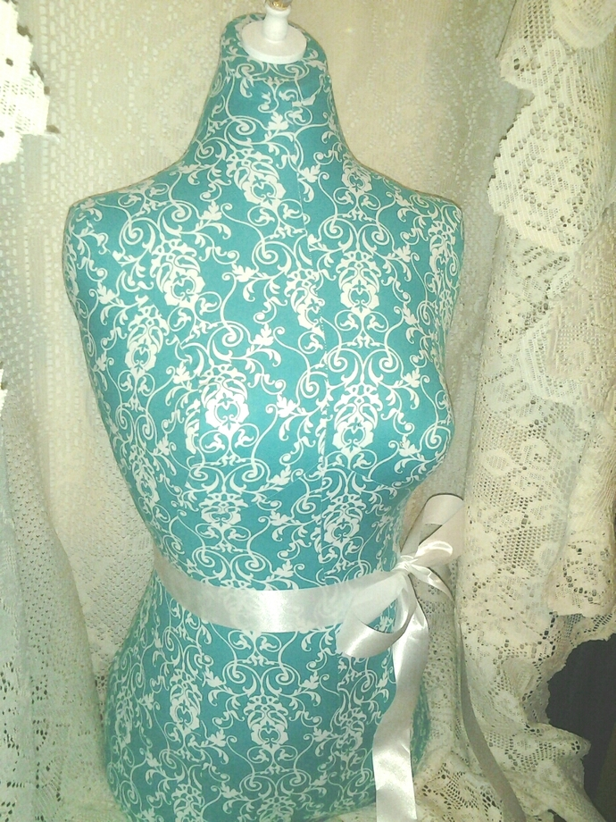 Decorative Dress form life size by CoutureMarketProps on Zibbet