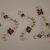 Floral Applique Clusters #A-0021