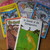 Lot of 5 Serendipity books by Steven Cosgrove - illustrated Robin James- In