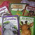 Collection of 5 Serendipity books by Steven Cosgrove - illustrated Robin James-