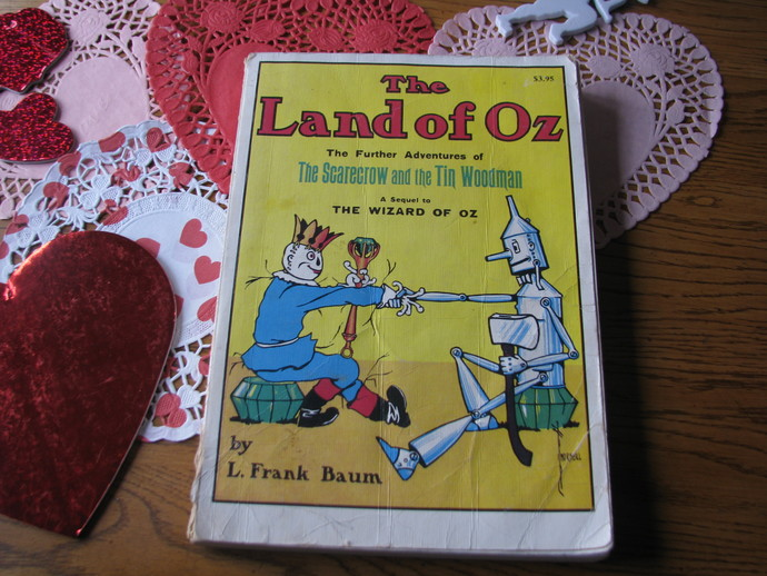 The Land of Oz- The Further Adventures of Scarecrow and Tin Woodman- A Sequel to