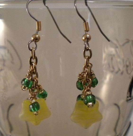Irish Stars Earrings
