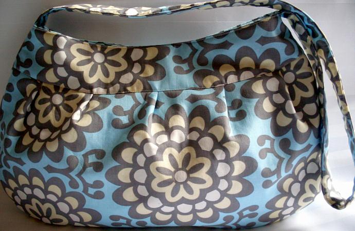 Wallflower Buttercup purse